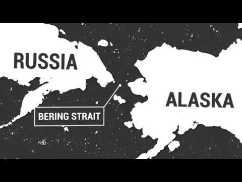 The Bering Strait