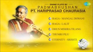 Divine Flute By Padmabhushan Pandit Hariprasad Chaurasia | Classical Instrumental Audio Jukebox