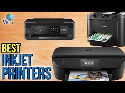 10 Best Inkjet Printers 2017