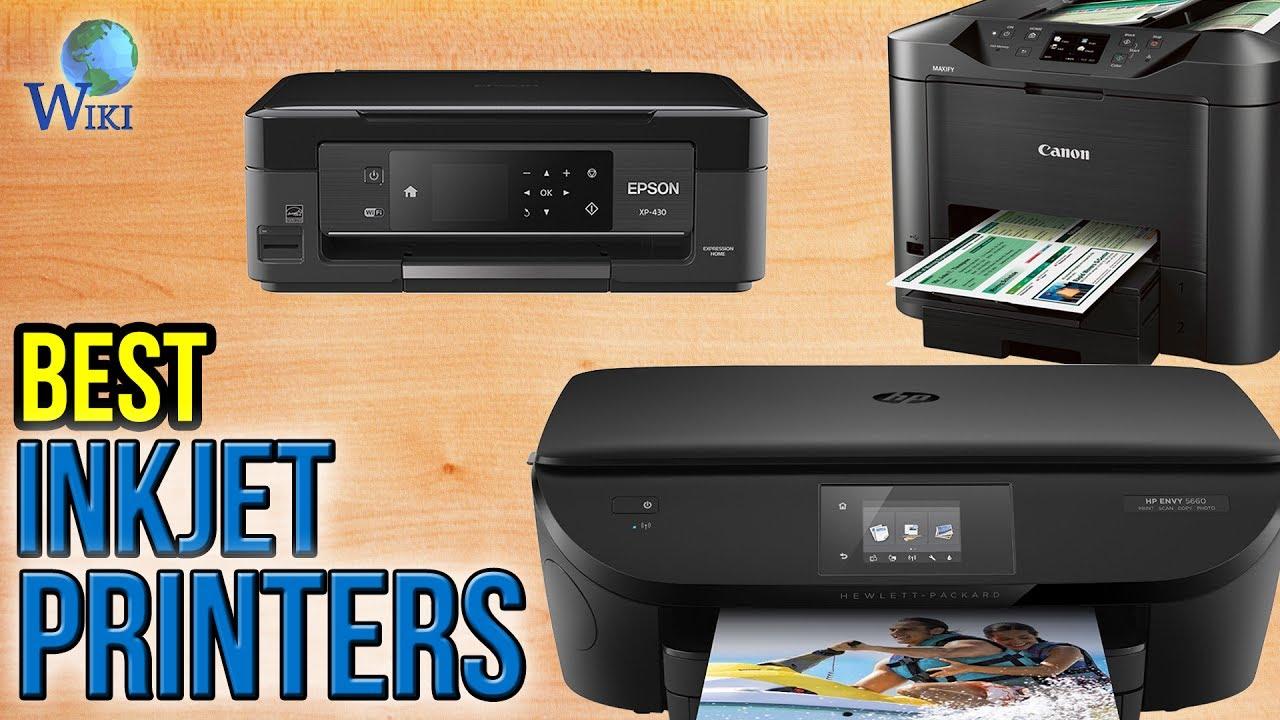10 Best Inkjet Printers 2017 Youtube