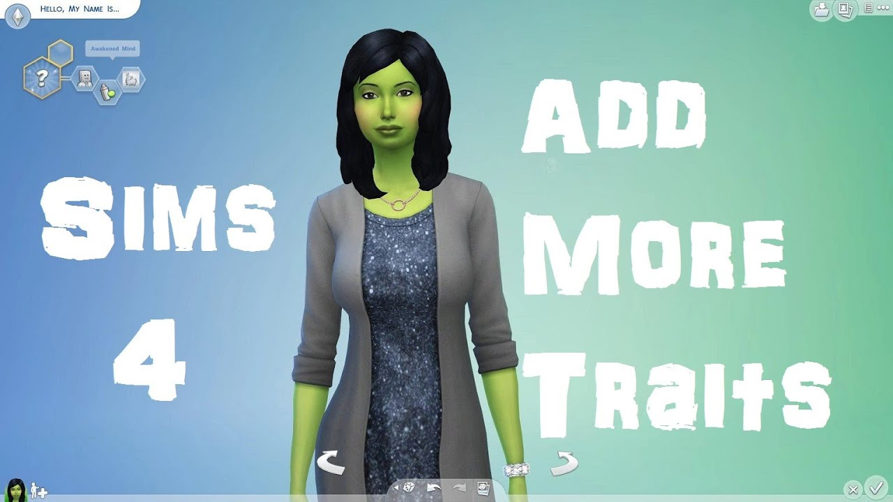 More Sims 4 Traits + Create Your Own! | Do You Even Mod?