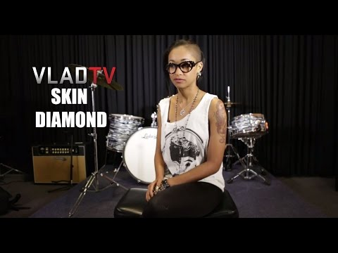 Skin Diamond Speaks on Health Risks in the Industry