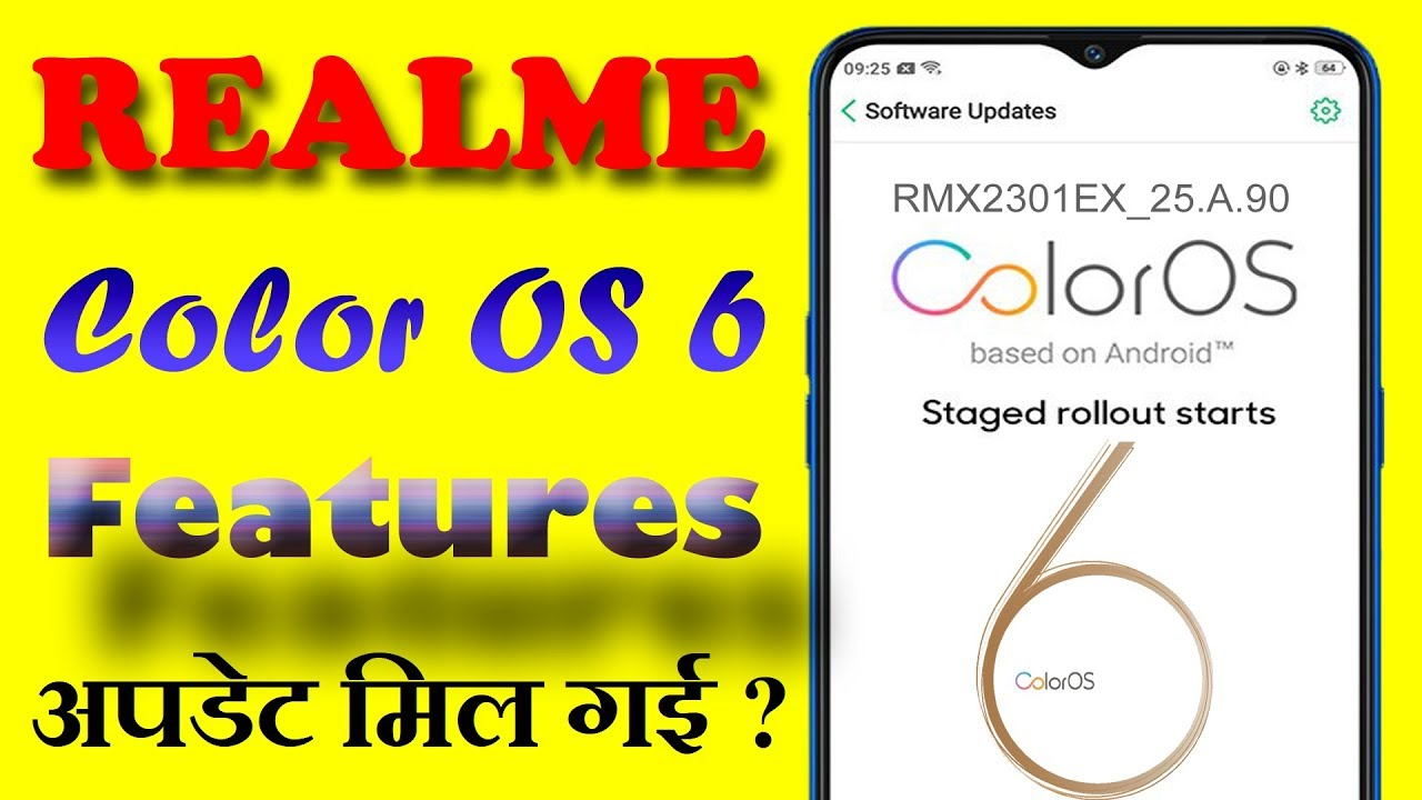 ColorOS 6 0 update : Features, Review & Release date