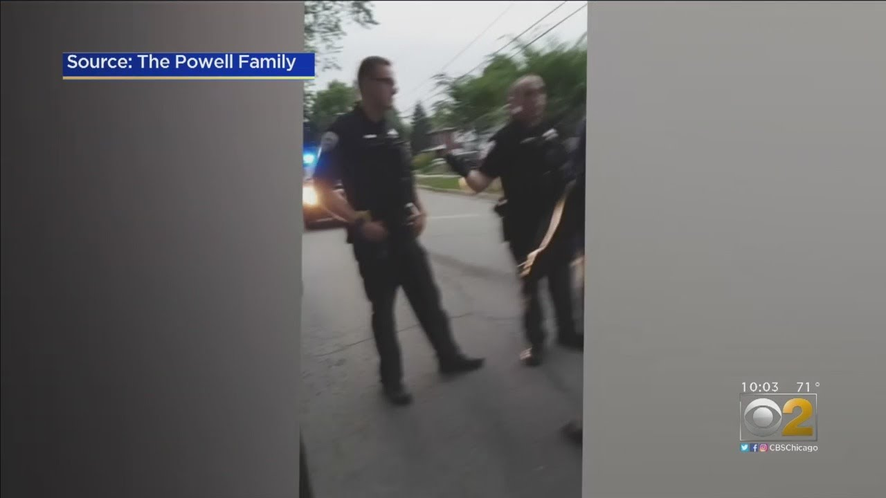 Father Says White Police Treated Him Like Suspect As He Tried To Help Son