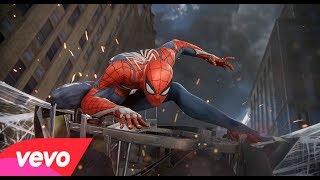 """(MARVEL) SPIDER MAN PS4 MUSIC VIDEO """"SKILLET"""" #MARVEL"""