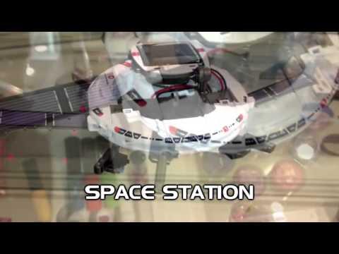 7 in 1 Robot Solar Space Fleet (1)