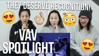 MV REACTION | VAV(브이에이브이)_SPOTLIGHT_Music Video - Stafaband