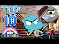 Top 10 BEST Gumball Characters