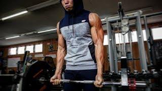 バルクアップ期の肩・腕のトレーニング[筋トレVlog]