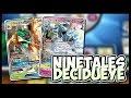 Decidueye GX / Ninetales GX - Pokemon TCG Online Gameplay