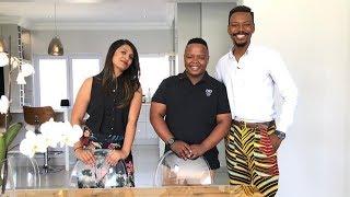 Entrepreneur couple Tumelo and Celeste Matsose chat to Top Billing | FULL INSERT