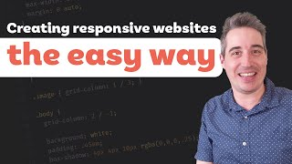 Responsive design made easy