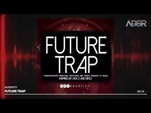 Future Trap - 6 Construction Kits, Melody Loops, Midi, Serum and Spire Presets & much more