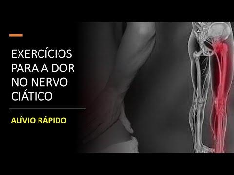 Exercícios para a Dor no Nervo Ciático