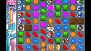 How to beat Candy Crush Saga Level 483 - 3 Stars - No Boosters - 553,640pts