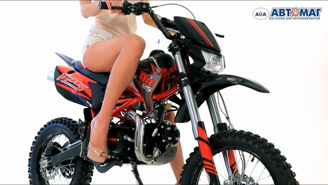 Обзор мотоцикла Cobra Crossfire 125 - YouTube