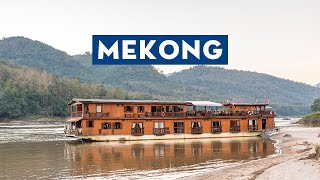 Mekong-Flusskreuzfahrt in Laos, Thailand und Burma