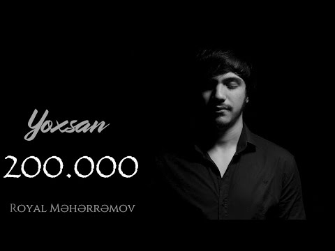 Royal Meherremov - Yoxsan (Official Video)