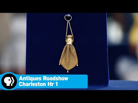 ANTIQUES ROADSHOW | Victorian Gold Change Purse, ca. 1890 | Charleston, SC Hr 1 Preview | PBS