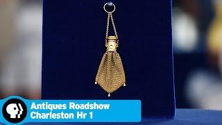 ANTIQUES ROADSHOW   Victorian Gold Change Purse, ca. 1890   Charleston, SC Hr 1 Preview   PBS