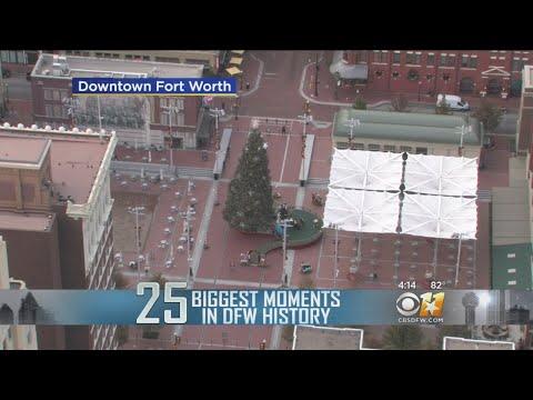 DFW Moments: Sundance Square