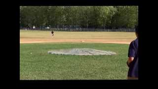 Michael Abbott Jr. St. Mary's High School Baseball Recruiting Video Class of 2014
