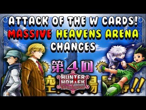 HxH Battle All-Stars: Heaven's Arena Returns! Insane Bonus Points!