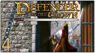 DEFENDER OF THE CROWN: HEROES LIVE FOREVER #4 - Jetzt herrscht Frieden! | Let