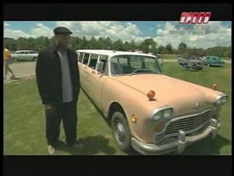 Checker Cabs from Speed Channels 101 Cars