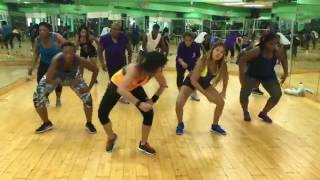 Bruk Off Yuh Back - Zumba