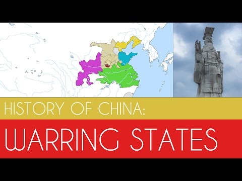 Warring States Period: Every Year