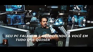 Como ter o pc do homem de ferro o jarvis no pc windows 10 , windows 8, windows 8.1 e windows 7