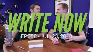 Write Now - Ep.058: New Demonstrator Pens!