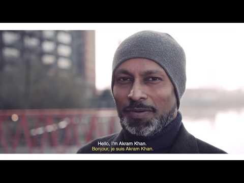 Numeridanse & Akram Khan Company - Our Animal Kingdom Invitation