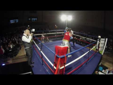 Ultra White Collar Boxing | Middlesbrough | Greg Osbourn VS Matty More