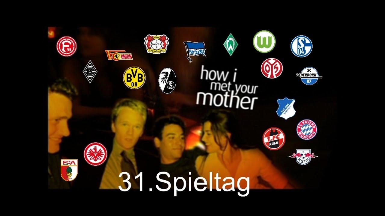 Bundesliga Spieltag 31