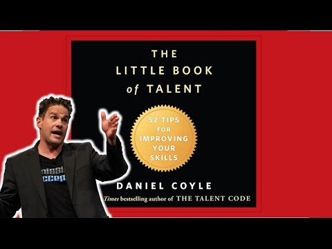 THE LITTLE BOOK OF TALENT - part 1