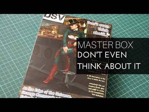 Master Box 1/24 Don't Even Think about It (MB24033) Review