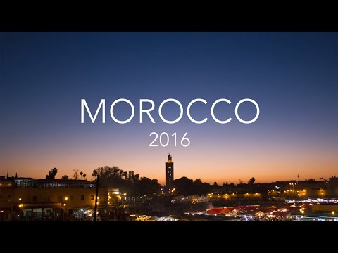 Travelling Morocco! – Marrakech, Ourika Valley, Essaouria | Anna van Gorp