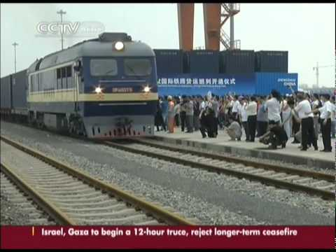 Central China: trade and logistics center of the future
