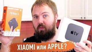 какая лучшая ТВ приставка? Xiaomi Mi Box 3 vs Mi Box S!