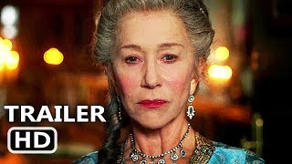 CATHERINE THE GREAT Official Trailer (NEW 2019) Helen Mirren, Drama TV Series