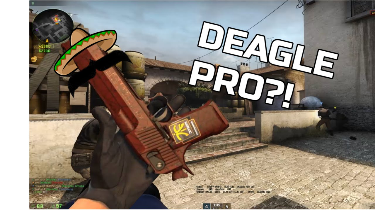 csgo how to get one deag