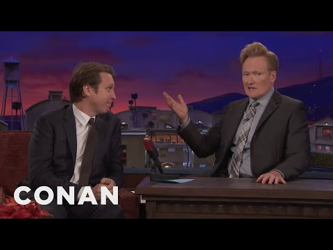 """Pete Holmes Thinks Expectant Dads Should """"Woman Up""""  - CONAN on TBS"""