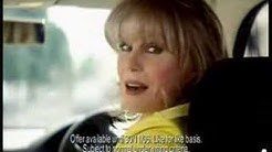 Joanna Lumley - Privilege Car Insurance Ad