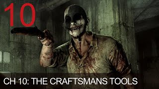 The Evil Within Chapter 10 The Craftsman's Tools Walkthrough Gameplay thumbnail