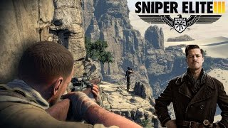 Sniper Elite 3 - Brad Pitt