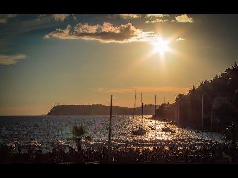 Sunset beach Dubrovnik 2017