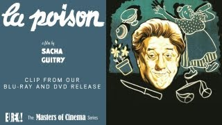 LA POISON Clip (Masters of Cinema)