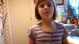 Little Sister Cinnamon Challenge